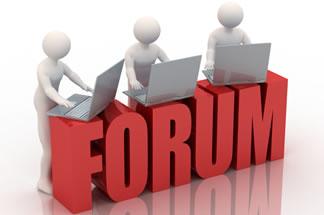 online-forum-development