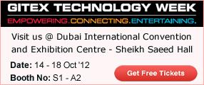 Gitex 2012 Dubai