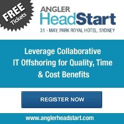 ANGLER HeadStart Sydney, Australia 2013