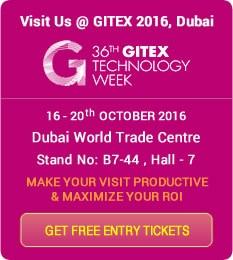 GITEX 2016 Dubai