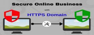 HTTPS Domain