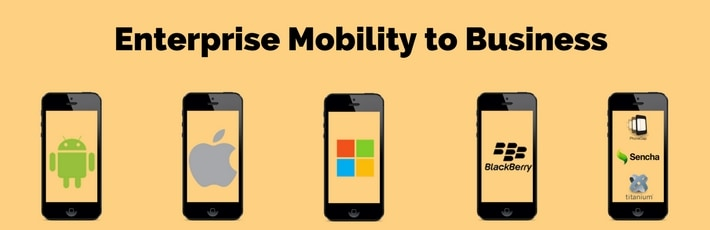 Enterprise Mobility & its Benefits for Business - ANGLER