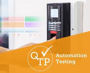 QTP Automation Testing Services