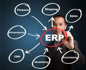 erp inventory management system