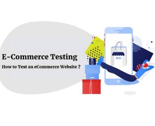 E-commerce website testing