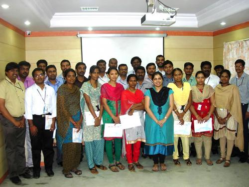 Our Certified Internal Auditor's Batch on this FY 2015-16